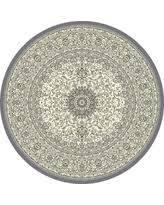 Grey Round Rug Here U0027s A Great Deal On Chandra Round Designer Area Rug Teal