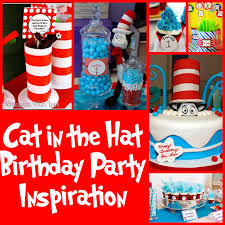 Cat In The Hat Party Decorations Dr Seuss U0027 Cat In The Hat Party Inspiration Lots Of Ideas Cat