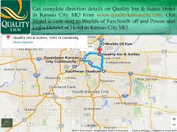 power and light district map quality inn suites worlds of fun south kansas city