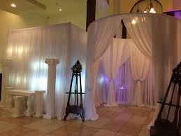 chuppah rental wedding back drapery chuppah