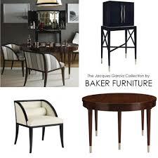 Baker Dining Room Table And Chairs Dining Chairs Gorgeous Baker Set Room Awesome Regarding
