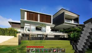 house ideas minecraft modern house ideas minecraft for android free download on mobomarket