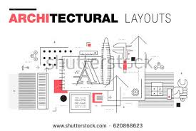 architectural layouts architecture icon pack free vector stock graphics