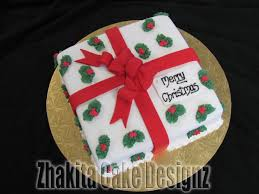 square christmas cake decoration ideas home design inspirations