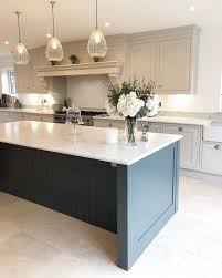 navy blue and grey kitchen ideas 25 blue and grey kitchen designs that inspire digsdigs