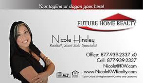 Realtor Business Card Template Future Home Realty Business Cards 69 99 Professionally Designed