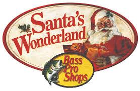 santa s returns to bass pro shops