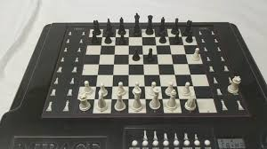 ancient chess set mirage by excalibur master strength chess game youtube