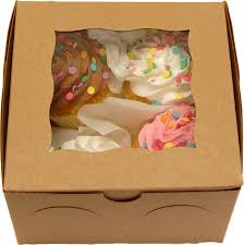 assorted gift boxes 4 pack assorted cupcakes gift box cupcake decorcentral