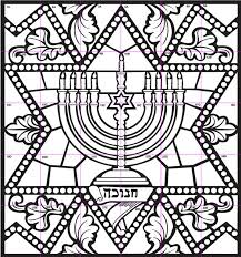 my hanukkah hanukkah coloring pages my hanukkah menorah mural consists of a