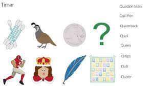 clipart thing that start with the letter q collection