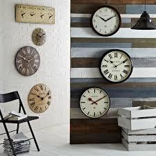 buy newgate putney wall clock dia 45cm john lewis