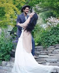 pre wedding dress curtis erwan heussaf host pre wedding picnic in middle