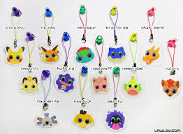 custom charms custom charms aceos plush for sale and more pkmncollectors