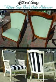 Cane Rocking Chairs For Sale Diy Tutorial Cane Back Chair In 10 Steps Arts And Classy