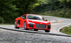 Audi R8 Turbo - 2017 audi r8 v 10 plus vs 2016 mclaren 570s 2017 porsche 911