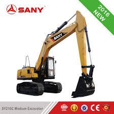 high quality sy215c sany 1 12 rc hydraulic excavator buy