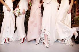 our favourite bridal shoes at christian louboutin get inspired