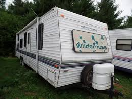 Fleetwood Wilderness Travel Trailer Floor Plans Fleetwood Wilderness 29 Rvs For Sale