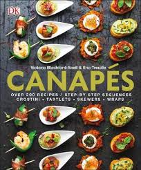 canape translation canapes by eric treuille blashford snell waterstones