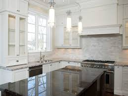 Crystal Ship Chandelier Granite Countertop Edgewater Cabinets Backsplash Pictures Fors