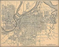 United States Map Kansas City by Maps Us Map Kansas City
