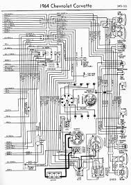 wiring diagram for 1964 chevrolet corvette part 2 u2013 circuit wiring