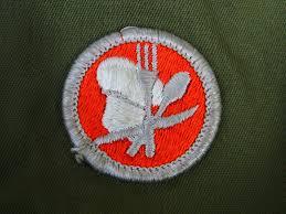 Cooking Merit Badge Worksheet Boy Scouts Urban Simplicty