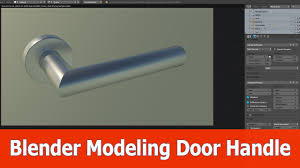 tutorial for blender 2 74 blender door modeling tutorial jayanam gamedev tutorials