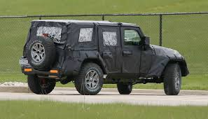 camo jeep yj jeep wrangler 2018 new look of upcoming beast jeep wrangler