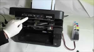 reset epson xp 211 botones ciss installazione su epson xp 212 xp 215 xp 225 youtube