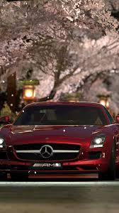 mercedes sls wallpaper mercedes sls red hd wallpaper iphone 6 plus wallpapersmobile net