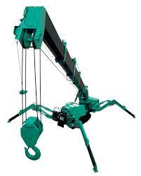mc285 2 mini crawler crane maeda mini cranes