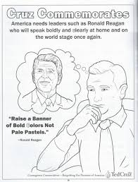 review ted cruz u0027s ridiculous children u0027s coloring book