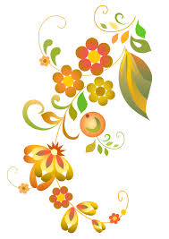 beautiful flower pattern vector free vector 4vector