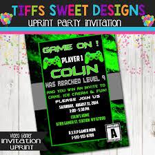 game party invitations broccoli christmas tree create a wedding