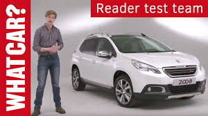 peugeot cars 2013 2013 peugeot 2008 what car reader review youtube