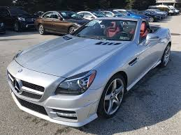 convertible mercedes 2015 certified pre owned 2015 mercedes benz slk slk 250 sport coup rdst