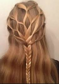 hair styles for viking ladyd 12 best viking hair for summer images on pinterest cute
