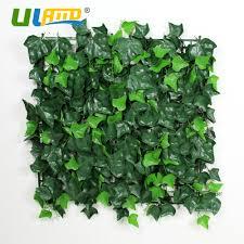 aliexpress com buy uland artificial boxwood hedge plastic plants