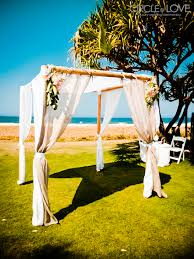 wedding arches gold coast wedding venues gold coast