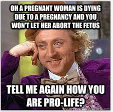 Anti Abortion Memes - wonka pro life by purplephoneixstar on deviantart