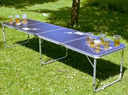 beer pong table size cm 8 foot folding table facil furniture