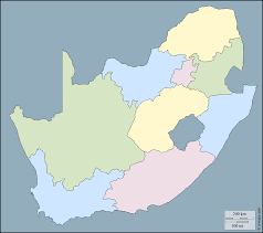 Blank Political Map Of South Africa by South Africa Free Maps Free Blank Maps Free Outline Maps Free