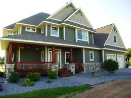 home exterior color natural home design