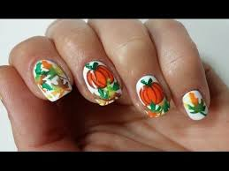 46 best thanksgiving nail art designs and tutorials images on