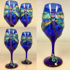 Wine Goblets Wine Glasses The Clay Monet