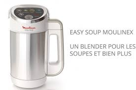 cuisiner avec un blender des soupes faciles et rapides avec le blender easysoup