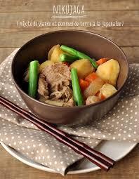 recettes cuisine japonaise mochi mochi nikujaga bon petit mijoté réconfortant à la japonaise
