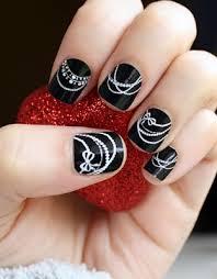 7 crazy nail art designs and crazy nail designs